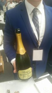 Modena champagne experience